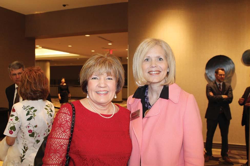 Sheila Humphrey, Marsha Masters