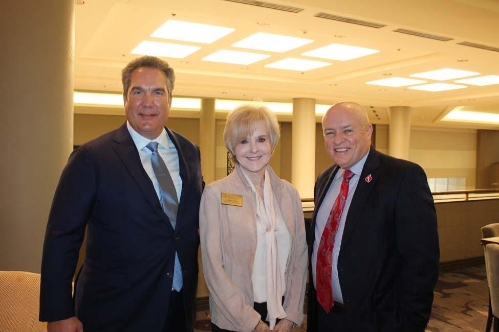 Randy Lawson, Diane Zook, Mike Poore
