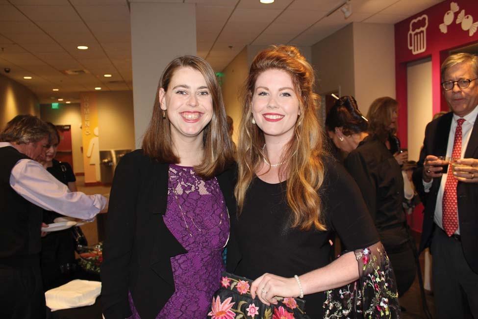 Samantha Johnson, Rebecca Webber