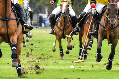 Little Rock Polo Classic Set for June 1