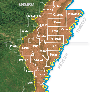 Arkansas Delta Boosters Seek 'Critical Mass'