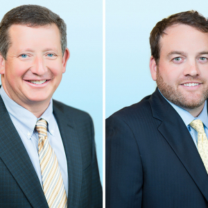 Huchingson, Smith Acknowledged by Colliers (Movers & Shakers)