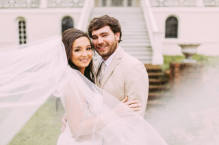 Laura & Clay's Perfectly Southern I Dos