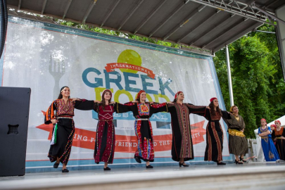 What's New for Families at the Greek Food Festival