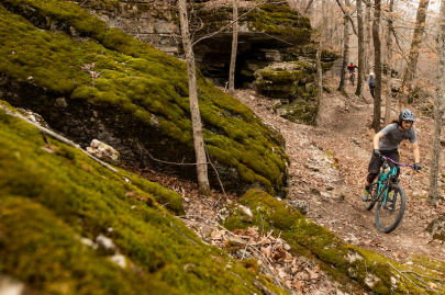 Monument Trails to Bring First-Rate Mountain Biking to Arkansas State Parks