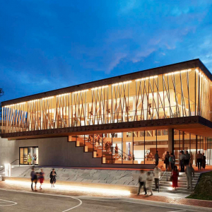Arts Center Architect on Staying Grounded After Success
