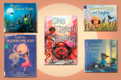Little Rock Family Book Club: Summer Fun