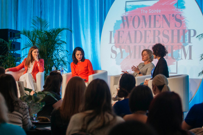 Leading Ladies: A Look at the Inaugural Soirée Women's Leadership Symposium