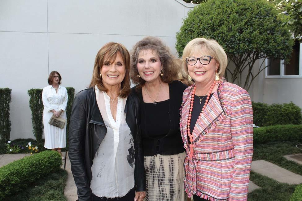 Linda Gray, Renata Jenkins Byler, Millie Ward