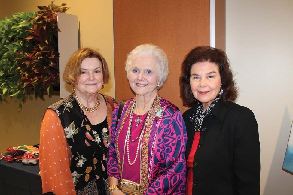 Scarlette Hatcher, Sissy Jones, Sue Merritt