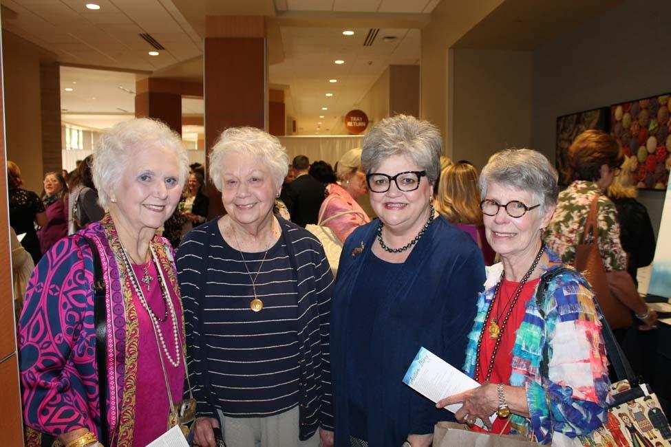 Sissy Jones, Sally Place, Sharon Wyatt, Susan Rogers