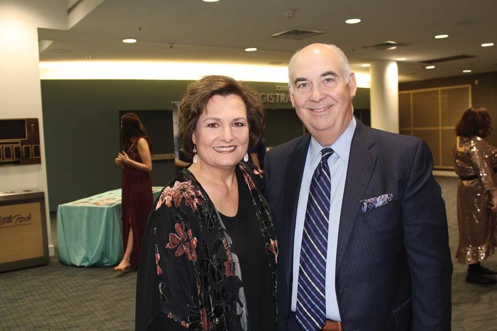 Donna and Bobby Gosser Jr.