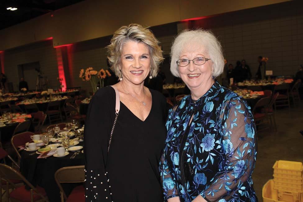 Tammy Gatrell, Mary Harris