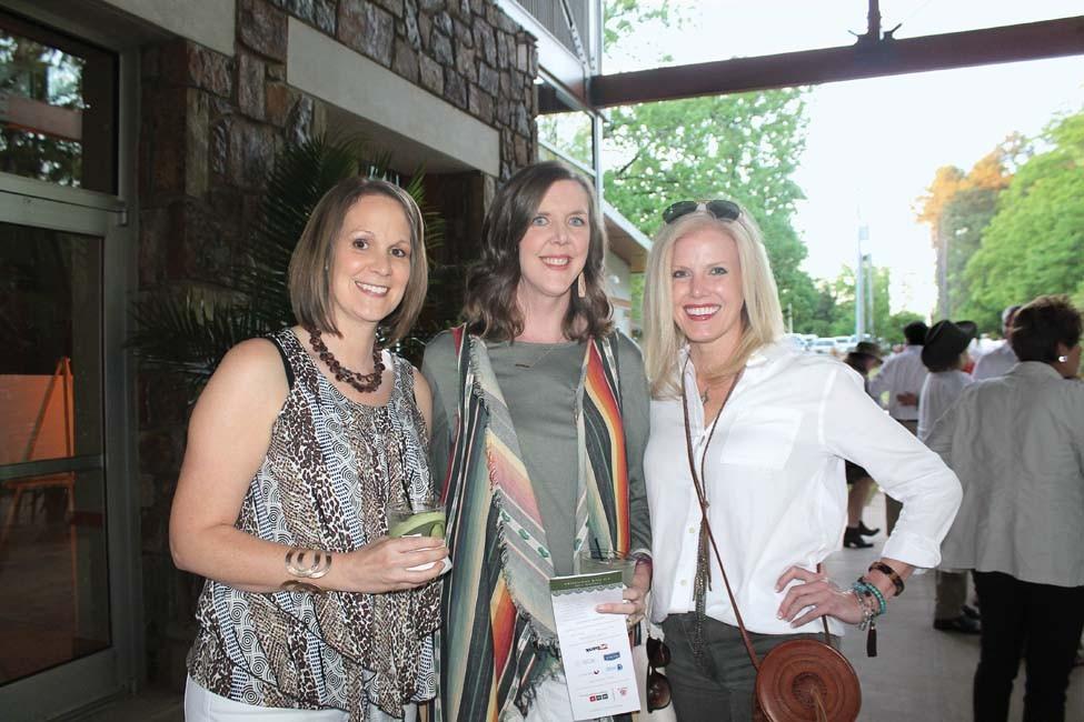Amber Hof, Ashley Burks, Amy Noble