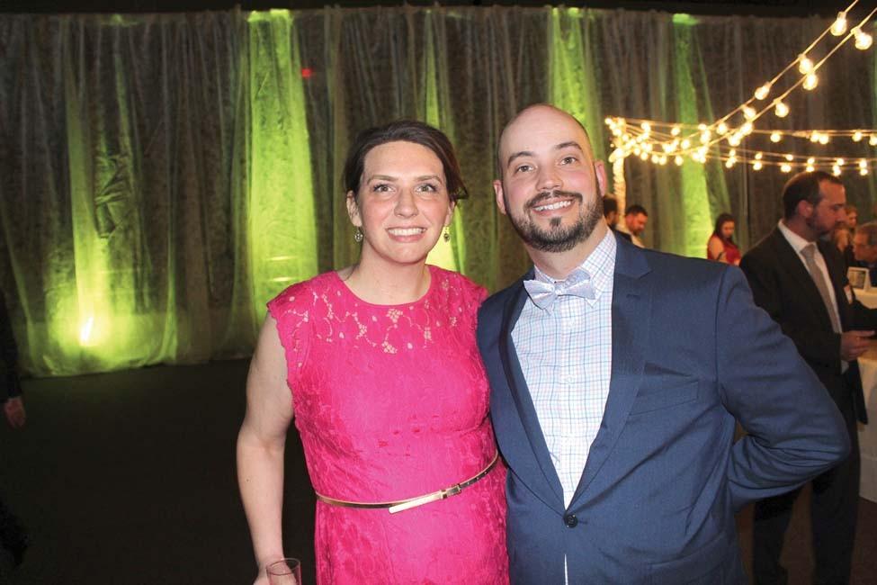 Amanda and Mark Taylor