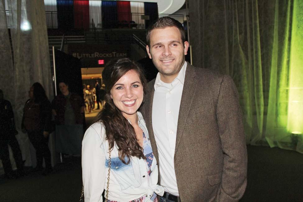 Kristen and Dillon Hess