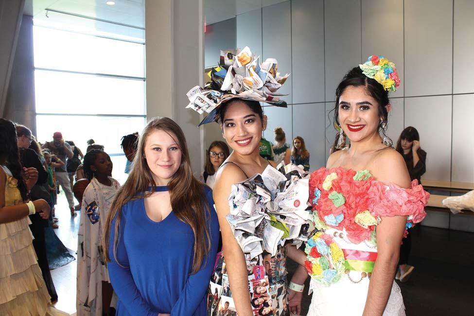 Kadie Jones, Alicia Patlan, Anahiz Ruvalcaba