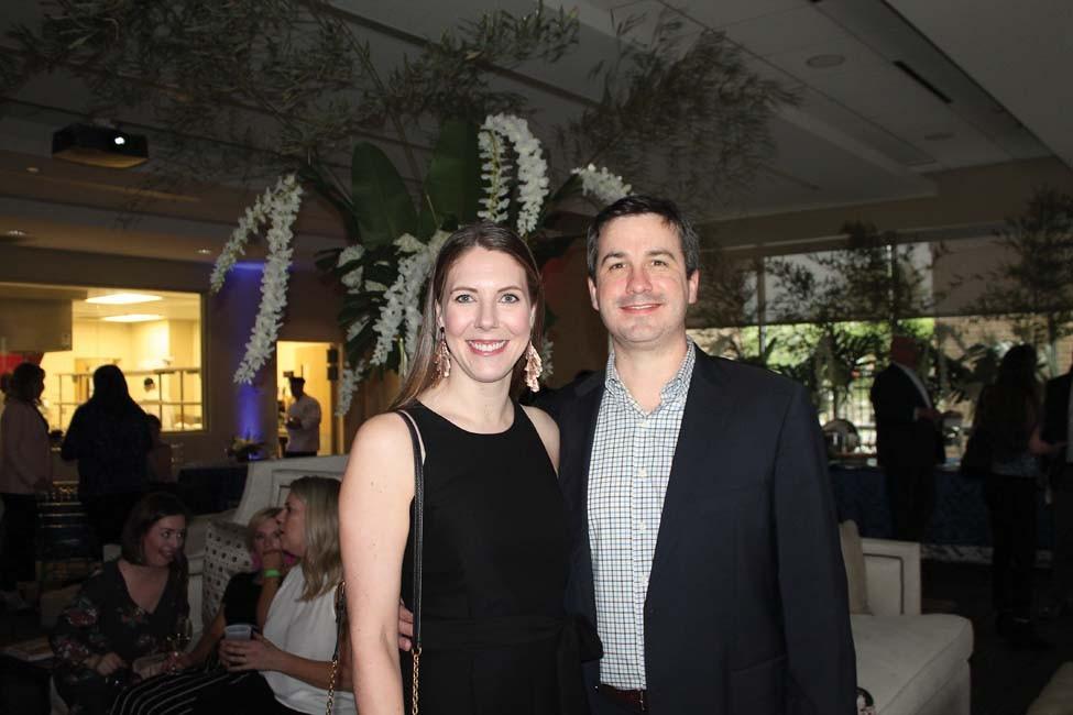Cara and Michael Hazelwood