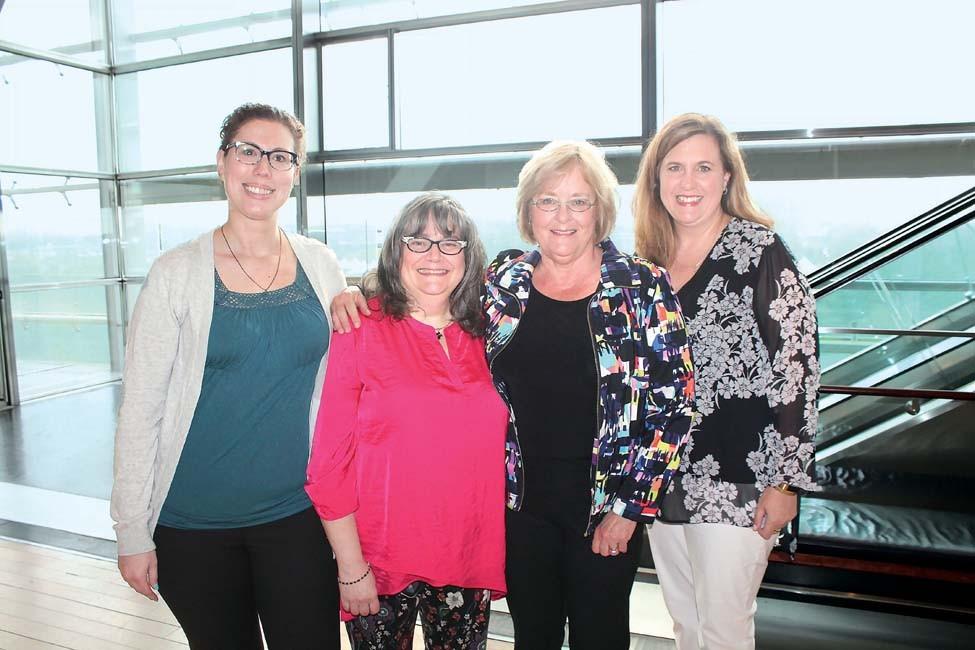 Dr. Amber Morse, Dr. Becky Liggin, Dr. Rhonda Dick, Dr. Beth Storm