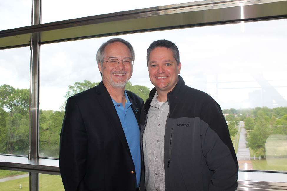 Dr. Dick Jacobs, Dr. Matt Jaeger
