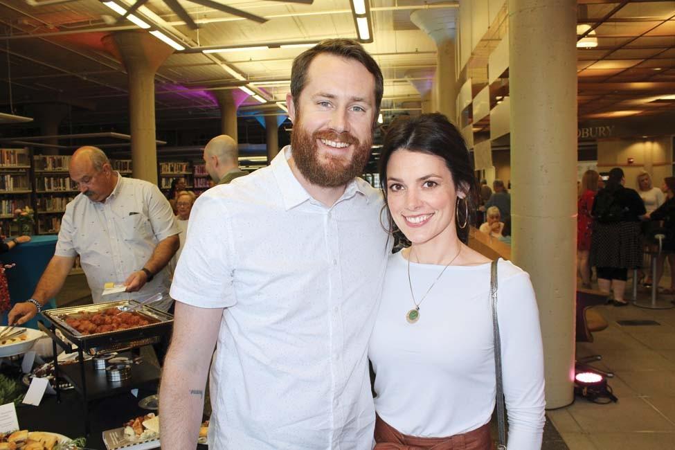 Guy and Liz Choate