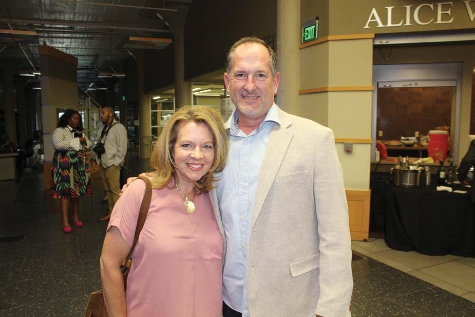 Nancy and Doug Pruitt