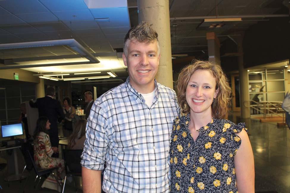Tim and Vanessa McKuin