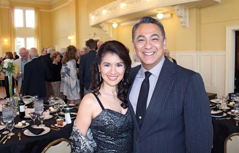 Sarah and Rick Pinedo