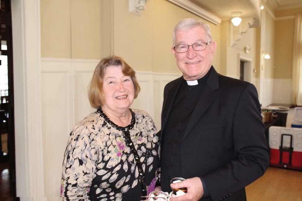 Bobby Reynolds, Father Stuart Hoke