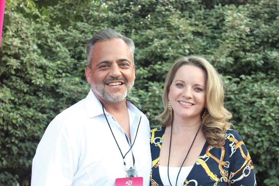 Wade and Gina Radke