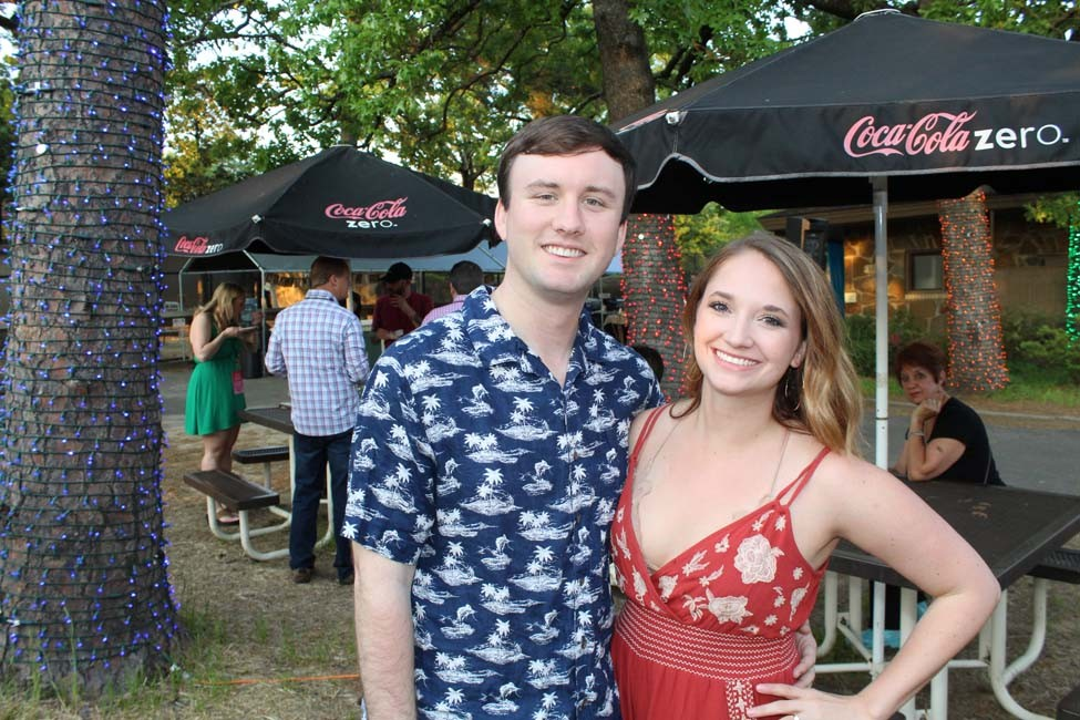 Ryan and Hannah Aston