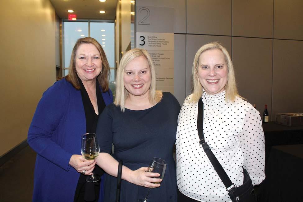 Connie Meeks, Heather Maxwell, Erin Maxwell