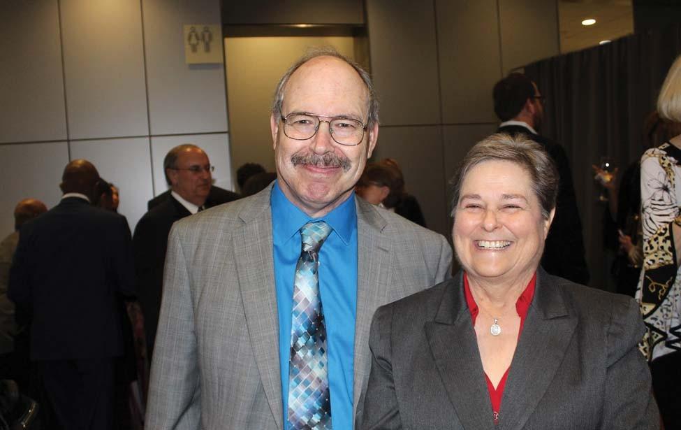 Paul and Ruth Castleberry