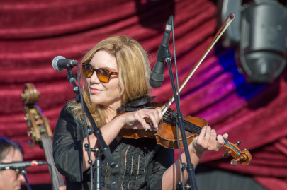 Alison Krauss to Perform at Robinson Performance Hall This Fall