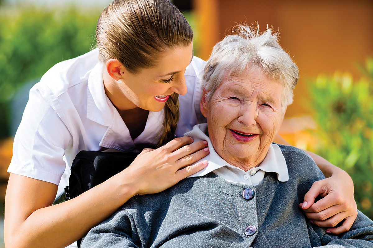 AHCA Leader In Caring For Aging Boomer Population