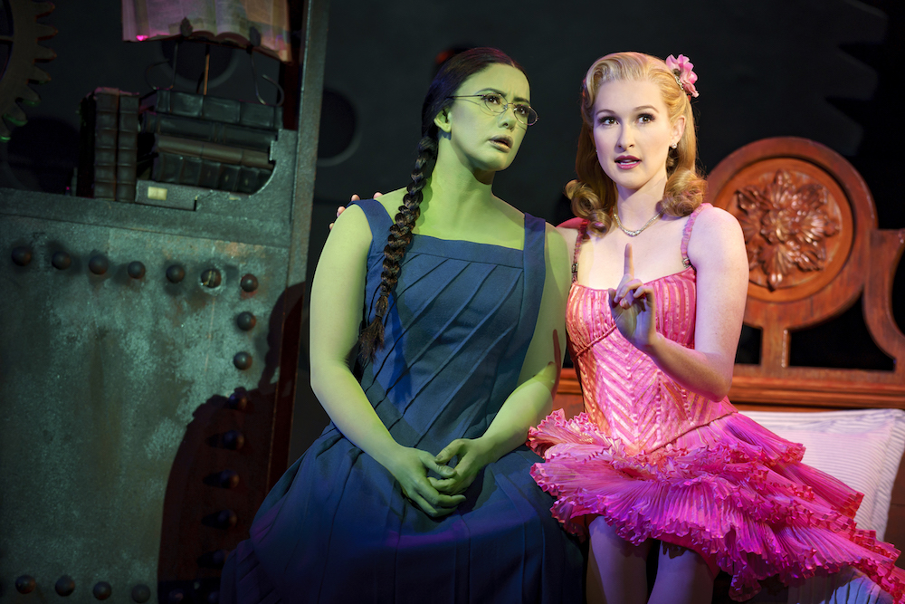 Wicked, Celebrity Attractions, Robinson Center