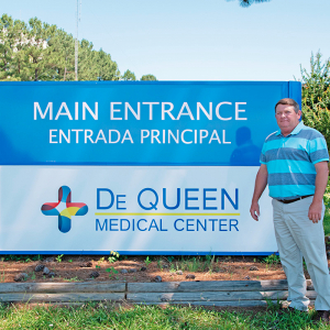 De Queen Hospital Owner Leaves Sevier County in the Lurch