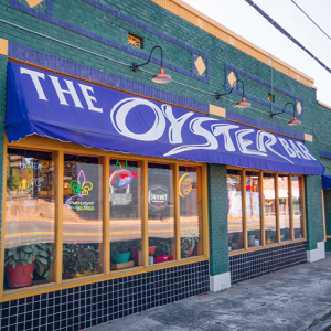 Chris Tanner Cracks Shell on Oyster Bar Plans