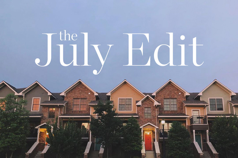 Soiree July 2019 The July Edit