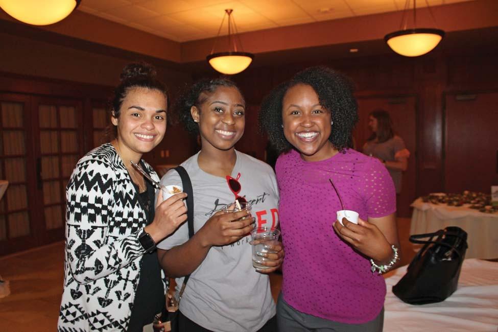 Jasmine Spear, Ziyah Wilson, Aliyah Glover