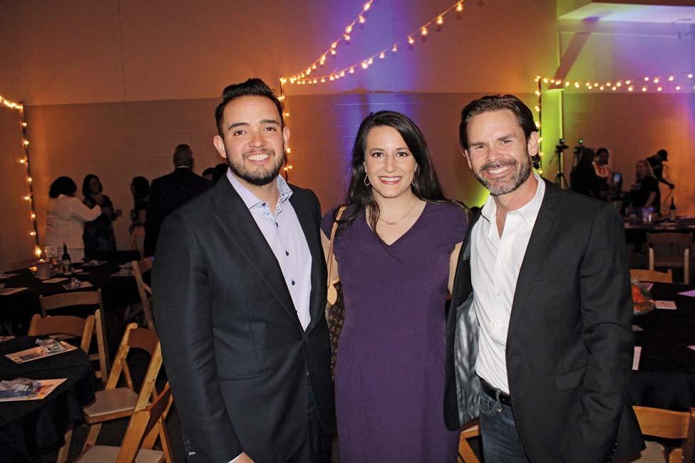 Miguel Lopez, Summer Khairi, Donald Wood