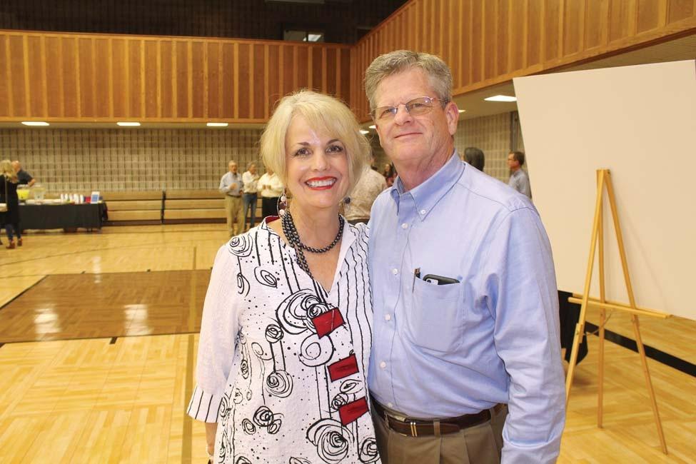Carol and Gary Isom