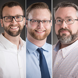 WD&D Architects Advance Martin, Self, Ruminer (Movers & Shakers)