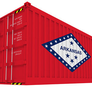 Transportation Equipment Top Export for Arkansas