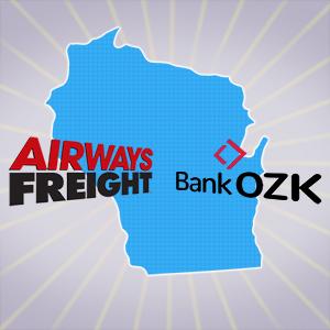Airways Freight Sues OZK over Wisconsin Asset Freeze