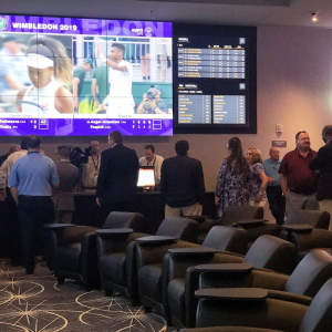 Oaklawn Becomes First to Offer Sports Wagering