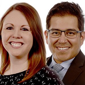 Peña, Peña Join UAMS (Movers & Shakers)
