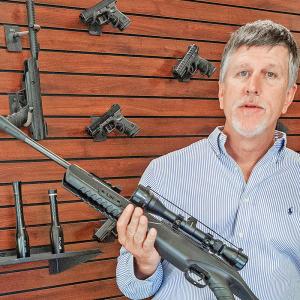 Arkansas Emerges as Bull's-eye for Gun Trade