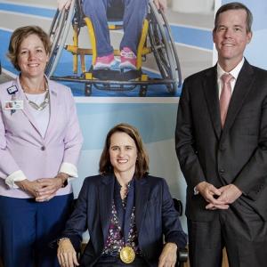 UAMS Professor, Arkansas Children's Doctor Receives Endowed Chair