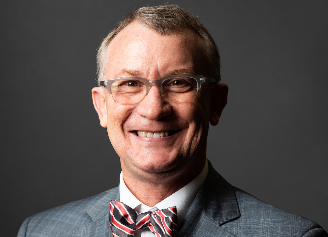 ASU's Burcham to Lead Rice Research Center